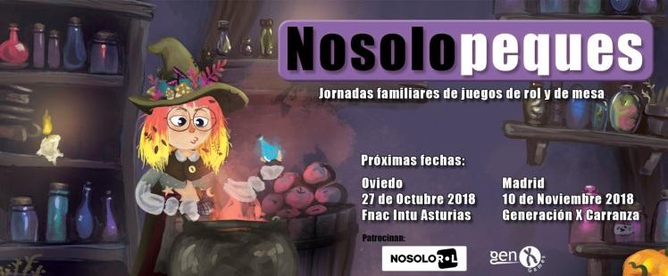 Nosolopeques Un Evento De Juegos De Mesa Y Rol Para Ninos Locos